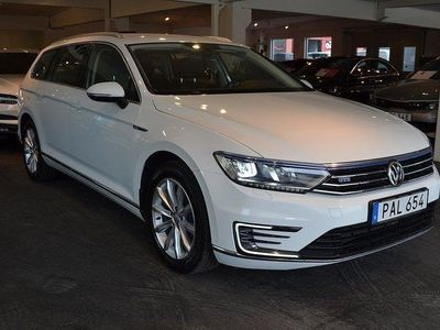 begagnad VW Passat GTE 1.4 TSI Aut Drag Euro 6