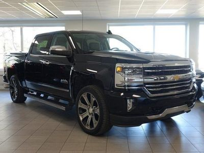 begagnad Chevrolet Silverado High Country 6.2L V8 420h -17