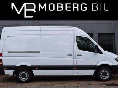 brugt Mercedes Sprinter Benz 316 CDI L2H2 AUT DRAG 2014, Transportbil 209 000 kr