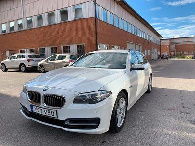 begagnad BMW 520 d Touring Euro 6 190hk Dieselvärmare fjärr