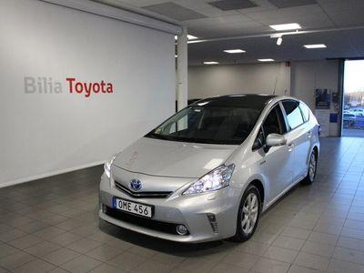 begagnad Toyota Prius+ Hybrid 1,8 Executive Panorama -