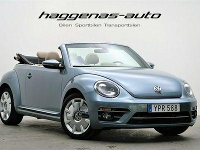 begagnad VW Beetle Cab 1.4 TSI / 150hk / Premium