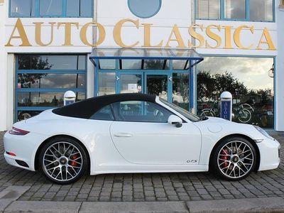 begagnad Porsche 911 Carrera GTS 991 Gen IICab PDK