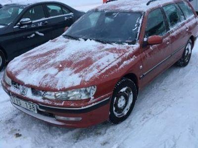 begagnad Peugeot 406 kombi -03