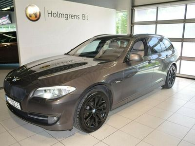 begagnad BMW 520 d Automat Drag Sport Läder