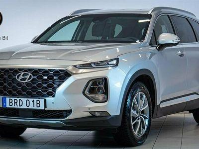 begagnad Hyundai Santa Fe 2.2 CRDi 5s 200hk A8 4WD Premium
