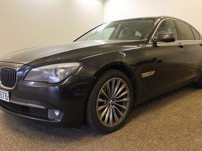 begagnad BMW 730 d Sedan, F01 (245hk)