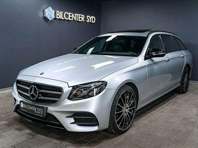 begagnad Mercedes E350 d 350d 9G-Tronic AMG Night