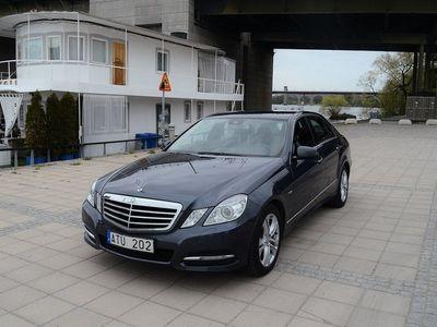 brugt Mercedes 350 E-KLASSCDI 4MATIC BlueEFFICIENCY 7G-Tronic Plus auto 265hk