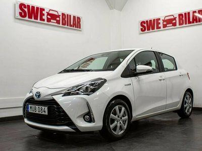begagnad Toyota Yaris Hybrid