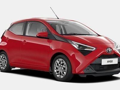 begagnad Toyota Aygo 1.0 X-PLAY 5-D SPI SOMMAR 2020, Halvkombi 1 795 kr
