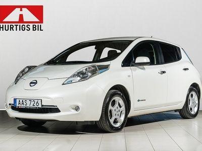 begagnad Nissan Leaf 24Kwh Acenta *3200 mil