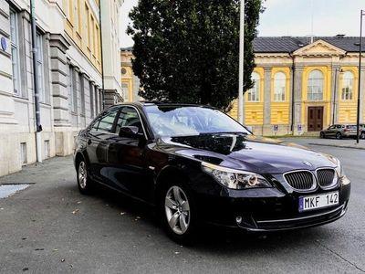 begagnad BMW 523 i LCI (E60) - Lågmilad 6000mil