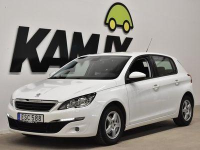 begagnad Peugeot 308 1.2 e-THP | Aut | Active | 130hk