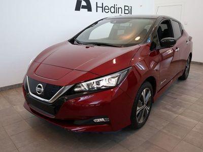 begagnad Nissan Leaf E+ Tekna 62kWh // Privatleasing från 4498 kr/mån