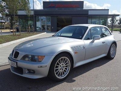 begagnad BMW Z3 2.8 Coupé 193hk AC Skinn