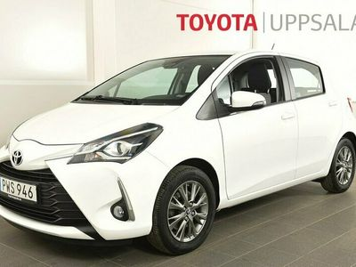 begagnad Toyota Yaris 1.5 5-d Active 111hk *Lågmil*