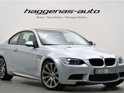 begagnad BMW M3 420hk / Supersprint / NAVI