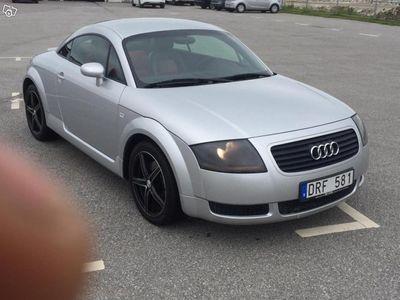 begagnad Audi TT 1.8t -02