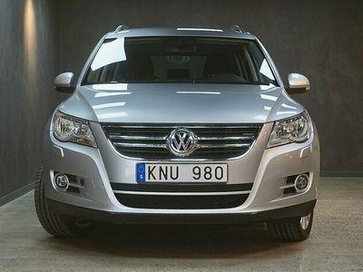begagnad VW Tiguan 2.0 TDI 4Motion Automat V-hjul