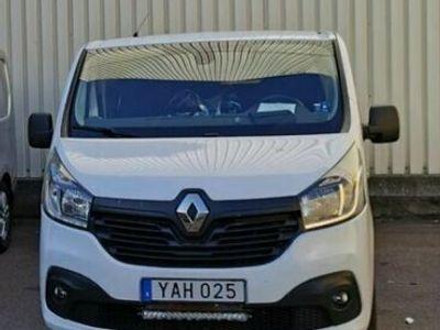 begagnad Renault Trafic Skåpbil 1.6 dCi
