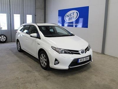 brugt Toyota Auris 1.8 HSD Touring Sports 99hk -15