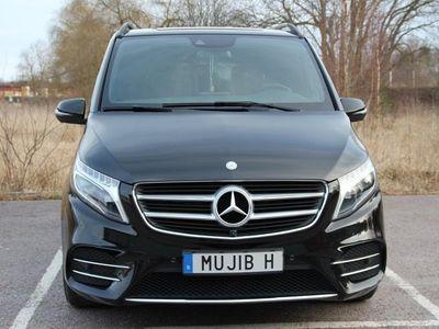 begagnad Mercedes V250 d 7G-Tronic Avantgarde,
