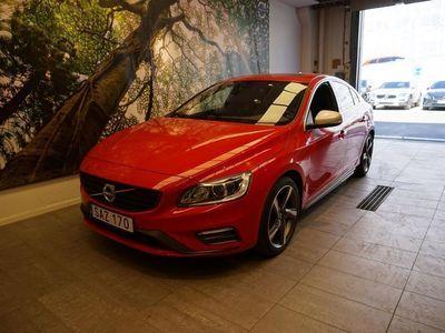 begagnad Volvo S60 D3 R-Design Business E PRO -16