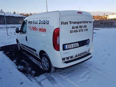 begagnad Fiat Doblò 1,3 mjt 90HK Nordic -16