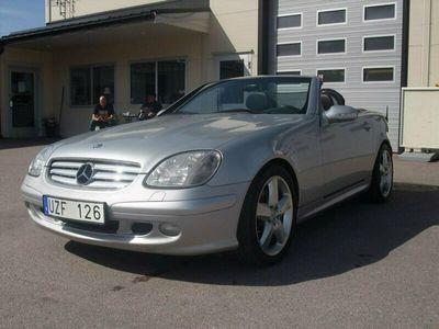 begagnad Mercedes SLK320 Automat 218hk