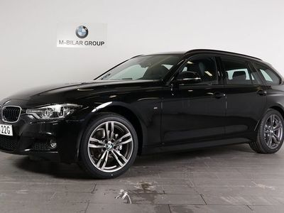 begagnad BMW 320 d xDrive Touring / M Sport / Drag / -19