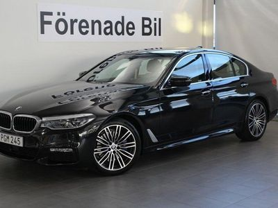 brugt BMW 530 d Sedan M-sport Aut Navi Dragkrok