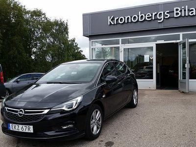 begagnad Opel Astra Dynamic 1.4T 150hk Automat Euro