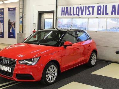 begagnad Audi A1 Sportback 1.2, Pro Line 86hk