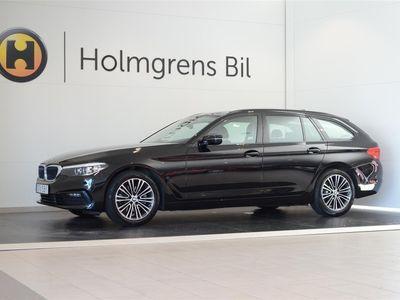 begagnad BMW 520 d xDrive Touring Sportline (Kampanj)
