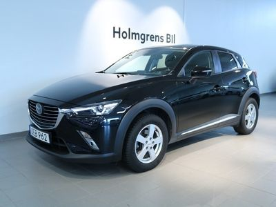 begagnad Mazda CX-3 2.0 150 Hk Aut AWD Optimum