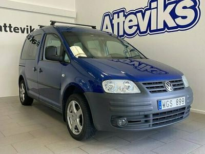 begagnad VW Caddy Life 1.6 Manuell, 102hk, 2005