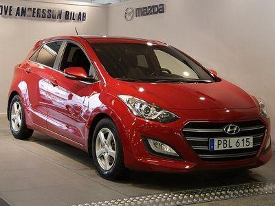 begagnad Hyundai i30 5-dörrar 1.6 CRDi Go Edition 136hk