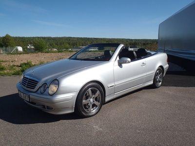 gebraucht Mercedes CLK200 Kompressor Cabriolet 163hk