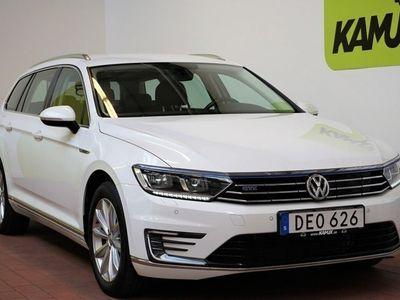begagnad VW Passat Variant GTE 1.4 TSI Plug-in Hybrid Drag S&V-hjul