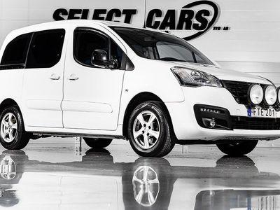 begagnad Peugeot Partner Tepee 1.6 BlueHDi Euro 6 120hk