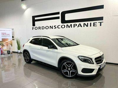 begagnad Mercedes GLA180
