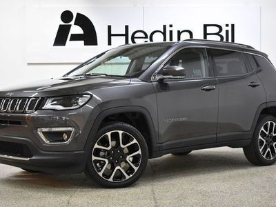 begagnad Jeep Compass SERIE 2 Limited 170HK AT9 AWD