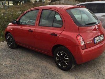 begagnad Nissan Micra 1.2 -04