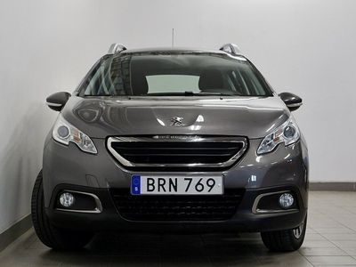 gebraucht Peugeot 2008 1.6 e-HDi Aut Nyservad V-Hjul