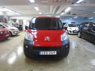begagnad Citroën Nemo 1,3 HDI - DIESEL - RÄNTEFRITT -11