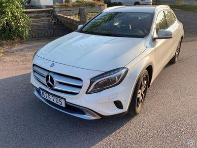 begagnad Mercedes GLA200