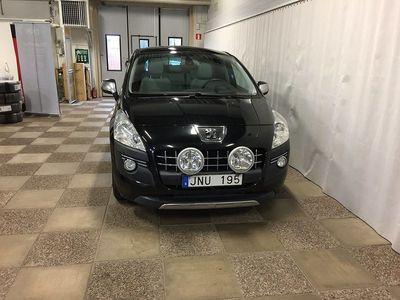 begagnad Peugeot 3008 1,6 Turbo