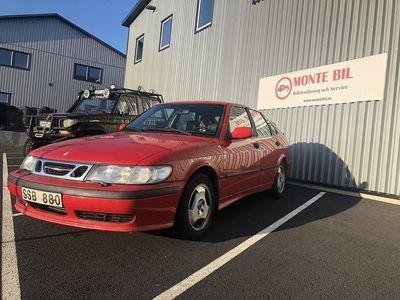 begagnad Saab 9-3 5-dörrar 2.0 Turbo Automat SE 185hk