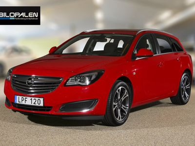 begagnad Opel Insignia Sports Tourer AWD 250hk